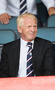 10th August 2019; Dens Park, Dundee, Scotland; SPFL Championship football, Dundee FC versus Ayr; Dundee FC technical director Gordon Strachan