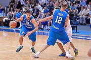 DESCRIZIONE : Mosca Moscow Qualificazione Eurobasket 2015 Qualifying Round Eurobasket 2015 Russia Italia Russia Italy<br /> GIOCATORE : Marco Cusin Andrea Cinciarini<br /> CATEGORIA : Palleggio Blocco Sequenza<br /> EVENTO : Mosca Moscow Qualificazione Eurobasket 2015 Qualifying Round Eurobasket 2015 Russia Italia Russia Italy<br /> GARA : Russia Italia Russia Italy<br /> DATA : 13/08/2014<br /> SPORT : Pallacanestro<br /> AUTORE : Agenzia Ciamillo-Castoria/GiulioCiamillo<br /> Galleria: Fip Nazionali 2014<br /> Fotonotizia: Mosca Moscow Qualificazione Eurobasket 2015 Qualifying Round Eurobasket 2015 Russia Italia Russia Italy<br /> Predefinita :