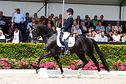 Dinja van Liere - Total U.S.<br /> Longines FEI/WBFSH World Breeding Dressage Championships for Young Horses 2016<br /> © DigiShots