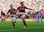 Middlesbrough v Bournemouth 291016