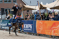 Greve Willem, NED, Highway M TN<br /> KWPN Kampioenschappen - Ermelo 2019<br /> © Hippo Foto - Dirk Caremans<br /> Greve Willem, NED, Highway M TN