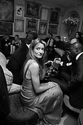 Natasha MCElhone,  Charles Finch and Chanel 7th Anniversary Pre-Bafta party to celebratew A Great Year of Film and Fashiont at Annabel's. Berkeley Sq. London W1. 10 February 2007. -DO NOT ARCHIVE-© Copyright Photograph by Dafydd Jones. 248 Clapham Rd. London SW9 0PZ. Tel 0207 820 0771. www.dafjones.com.