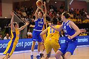 Vannes, 15/06/2013<br /> Eurobasket Women 2013<br /> Italia - Svezia<br /> Nella foto: giorgia sottana<br /> Foto Ciamillo
