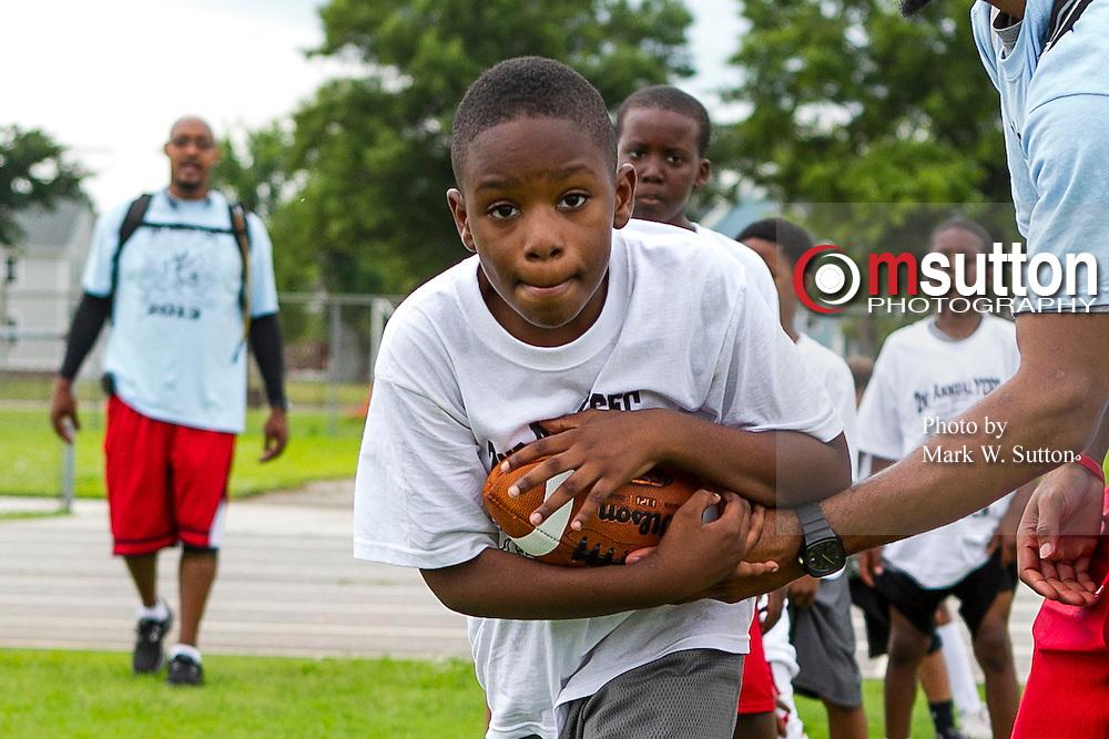 Youth Football Camp, Non-Profit - Pro Football Camp