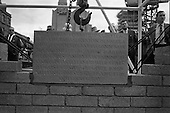 1963-03/09 De Valera Lays Abbey Foundation Stone