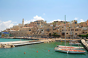 Israel, Jaffa, Historical port