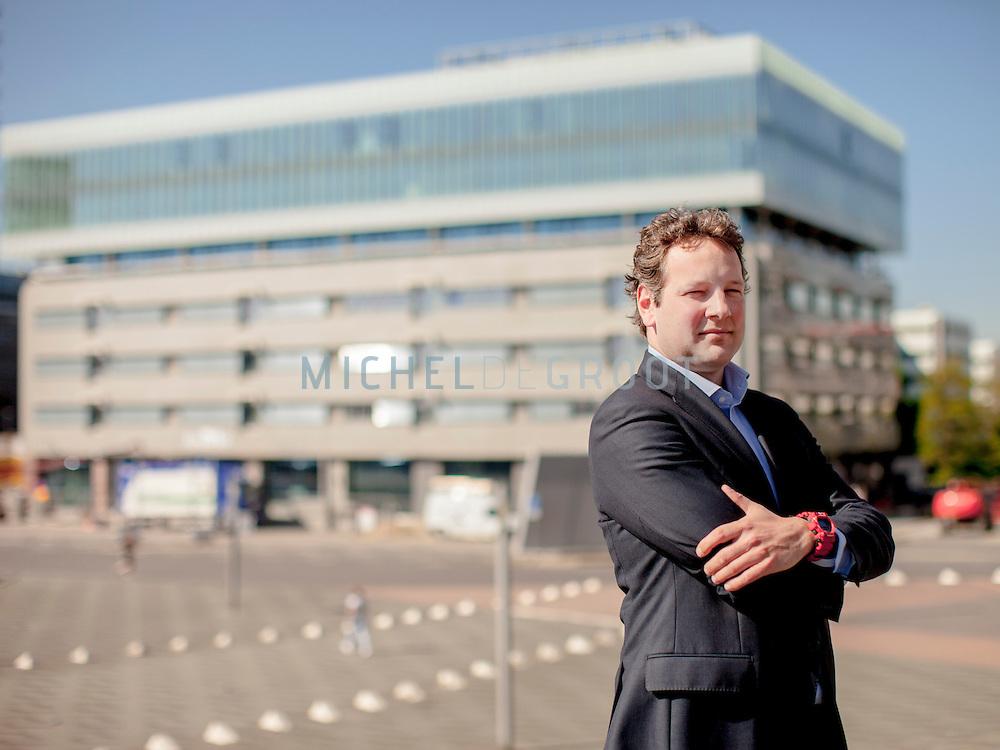 Derek Roos, directeur van Mendix