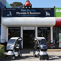 Port Phillip Mowers & Scooters