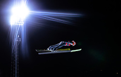 11.03.2019, Lysgards Schanze, Lillehammer, NOR, FIS Weltcup Skisprung, Raw Air, Lillehammer, Qualifikation, Damen, im Bild Katharina Althaus (GER) // Katharina Althaus of Germany during the ladie's qualification of the 2nd Stage of the Raw Air Series of FIS Ski Jumping World Cup at the Lysgards Schanze in Lillehammer, Norway on 2019/03/11. EXPA Pictures © 2019, PhotoCredit: EXPA/ JFK