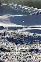 Noordwijkse GC in de sneeuw Hole 17