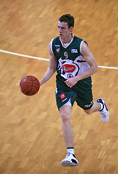 Goran Dragic of Olimpija during second final match of UPC Telemach league and Slovenian  National Championship  between KK Helios Domzale, Domzale and Union Olimpija, Ljubljana, Slovenia, on May 31, 2008, in Komunalni center hall in Domzale. Match was won by Helios Domzale 93:88. (Photo by Vid Ponikvar / Sportal Images)