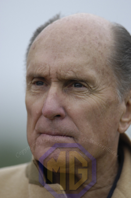 05 May 2007:  Academy Award winning actor Robert Duvall attends the Virginia Gold Cup Races on May 5, 2007 at the Great Meadow in The Plains, Va..