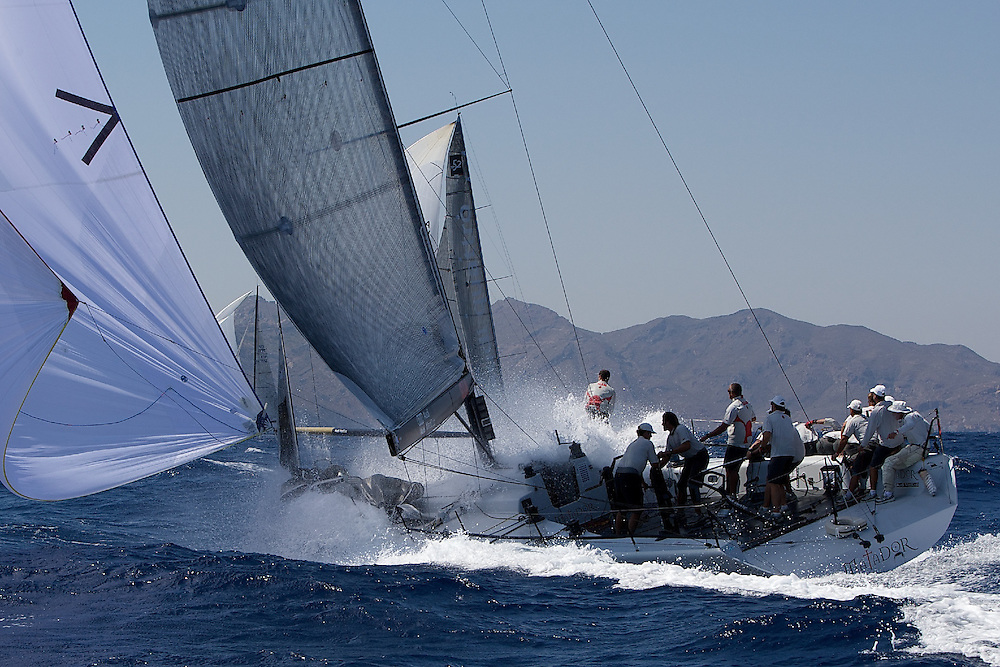Matador during Race 2 of the AUDI Medcup in Cartagena