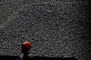 Pains_MG, Brasil...Pedreiras de producao de cal em Pains, Minas Gerais...Production of quicklime quarries in Pains, Minas Gerais...Foto: MARCUS DESIMONI / NITRO...