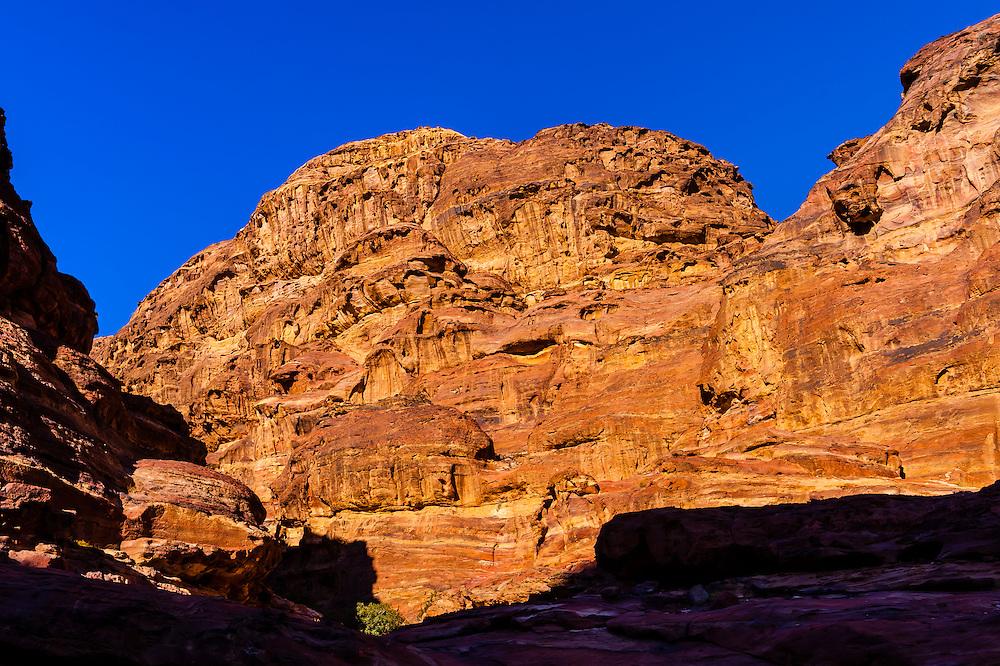 Petra Archaeological Park (a UNESCO World Heritage Site), Petra, Jordan.