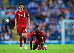 BLACKBURN, ENGLAND - Thursday, July 19, 2018: Liverpool's new signing Naby Keita during a preseason friendly match between Blackburn Rovers FC and Liverpool FC at Ewood Park. (Pic by Paul Greenwood/Propaganda)
