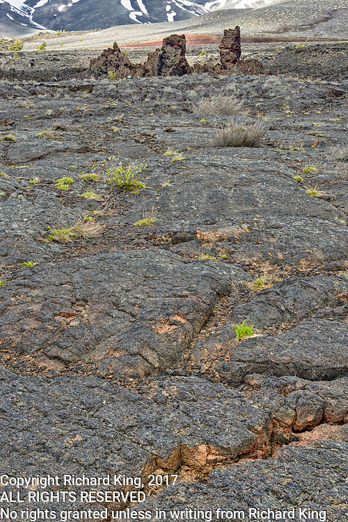 Winter Landscape photographs from Craters of the Moon National Monumnet and Preserve, ID, USA