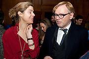 TOR EWAN; DAVID COLLINS, Wallpaper Design Awards 2012. 10 Trinity Square<br /> London,  11 January 2011.
