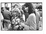 Erica Jong and Carol Victor© Copyright Photograph by Dafydd Jones 66 Stockwell Park Rd. London SW9 0DA Tel 020 7733 0108 www.dafjones.com