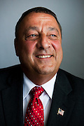 Paul LePage, governor of Maine, in Waterville prior to his election. - Tuesday, June 22, 2010. Craig Dilger
