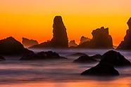 USA-Oregon-Bandon Beach