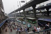 The city of Guangzhou.