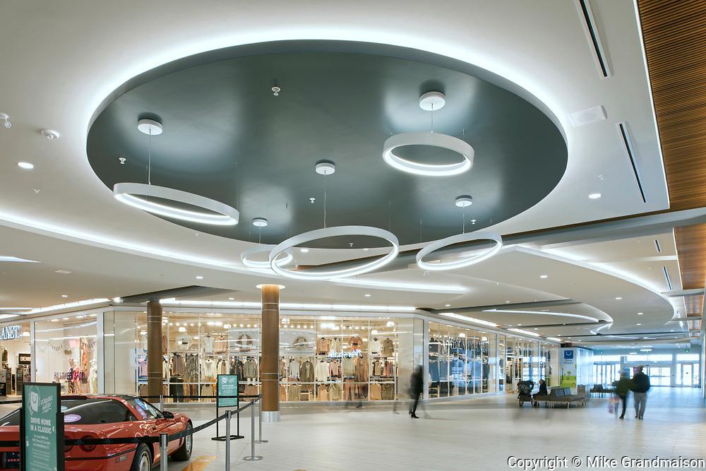 Kildonan Place.  Raymond SC Wan Architects; Winnipeg; Manitoba; Canada