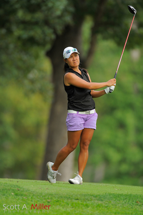 Xyra Suyetsugu during the Symetra Tour's Eagle Classic at the Richmond Country Club on August 18, 2012 in Richmond, Va...©2012 Scott A. Miller.