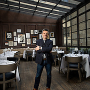John DeLucie Crown Portraits of top chefs, renowned restaurants, tastes and nightlife in New York City
