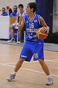 DESCRIZIONE : Roma Basket Amichevole nazionale donne 2011-2012<br /> GIOCATORE : Templari Elisa<br /> SQUADRA : Italia<br /> EVENTO : Italia Lazio basket<br /> GARA : Italia Lazio basket<br /> DATA : 29/11/2011<br /> CATEGORIA : palleggio<br /> SPORT : Pallacanestro <br /> AUTORE : Agenzia Ciamillo-Castoria/GiulioCiamillo<br /> Galleria : Fip Nazionali 2011<br /> Fotonotizia : Roma Basket Amichevole nazionale donne 2011-2012<br /> Predefinita :