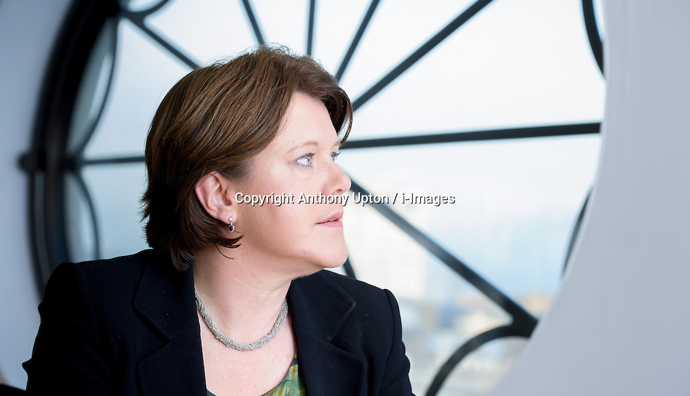 Maria Miller MP, Secretary of State, Department for Culture Media &amp; Sport, Picture taken 2012. Photo By Anthony Upton / i-Images<br />