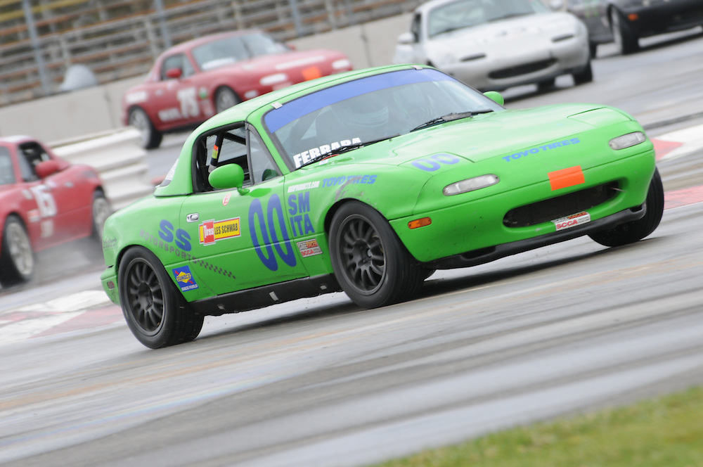 SCCA March 12, 13  Portland Internartional Raceway