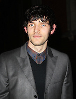 LONDON - DECEMBER 13: Colin Morgan attended the English National Ballet Christmas Party at St Martins Lane Hotel, London, UK. December 13, 2012. (Photo by Richard Goldschmidt)