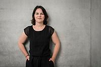 02 JUL 2019, BERLIN/GERMANY:<br /> Annalena Baerbock, MdB, B90/Gruene, Parteivorsitzende, Jakob-Kaiser-Haus, Deutscher Bundestag<br /> IMAGE: 20190702-01-058