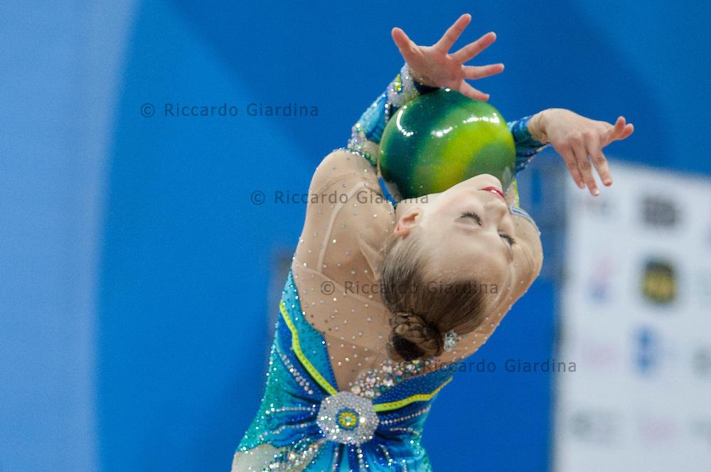 DAVIDOVA Valeriya (UZB)