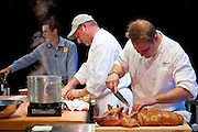"New Orleans Wine & Food Experience (NOWFE) ""Eat Like A Pig"" seminar with Chef Donald Link"