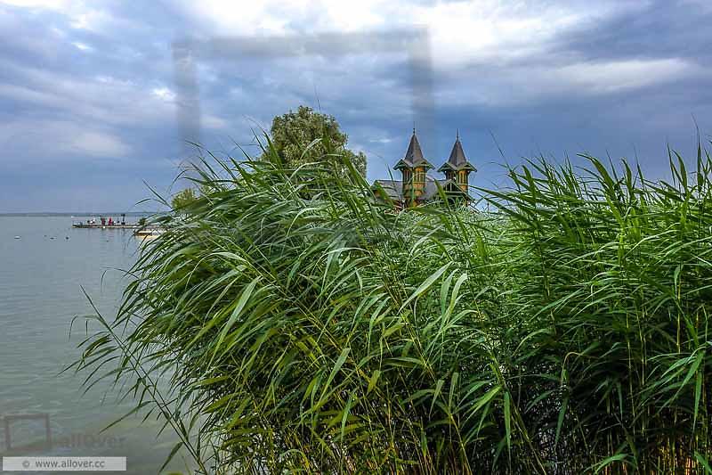 Keszthely, Balaton, Hungary, Western Hungary, lake Balaton