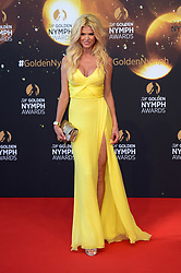 Red Carpet for the closing ceremony of 58th Monte-Carlo International Television Festival. 19 Jun 2018 Pictured: Victoria Silvstedt. Photo credit: maximon / MEGA TheMegaAgency.com +1 888 505 6342