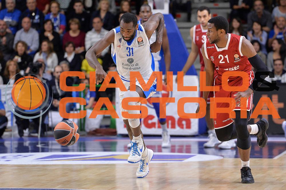 DESCRIZIONE : Eurolega Euroleague 2015/16 Group D Dinamo Banco di Sardegna Sassari - Brose Basket Bamberg<br /> GIOCATORE : Christian Eyenga<br /> CATEGORIA : Palleggio Contropiede<br /> SQUADRA : Dinamo Banco di Sardegna Sassari<br /> EVENTO : Eurolega Euroleague 2015/2016<br /> GARA : Dinamo Banco di Sardegna Sassari - Brose Basket Bamberg<br /> DATA : 13/11/2015<br /> SPORT : Pallacanestro <br /> AUTORE : Agenzia Ciamillo-Castoria/L.Canu