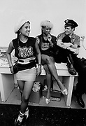 Medicine Show Video - 1986 Big Audio Dynamite - Nenah Cerry and Andi Oliver