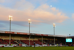A general view of the Besot Stadium as Walsall play Brighton in the Capital One Cup - Mandatory byline: Dougie Allward/JMP - 07966386802 - 25/08/2015 - FOOTBALL - Bescot Stadium -Walsall,England - Walsall v Brighton - Capital One Cup - Second Round