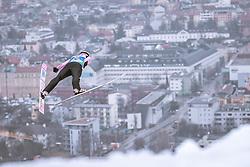 22.02.2019, Bergiselschanze, Innsbruck, AUT, FIS Weltmeisterschaften Ski Nordisch, Seefeld 2019, Skisprung, Herren, im Bild Viktor Polasek (CZE) // Viktor Polasek of Czech Republic during the men's Skijumping of FIS Nordic Ski World Championships 2019. Bergiselschanze in Innsbruck, Austria on 2019/02/22. EXPA Pictures © 2019, PhotoCredit: EXPA/ Dominik Angerer