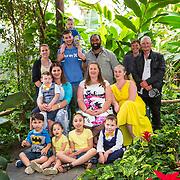 butterfly garden's thames family photos