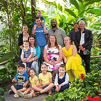 butterfly garden's thames family photos