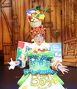 Dick Whittington <br /> at New Wimbledon Theatre, Wimbledon, London, Great Britain <br /> rehearsal <br /> 8th December 2016 <br /> <br /> <br /> Matthew Kelly as Sarah the Cook <br /> <br /> <br /> <br /> <br /> Photograph by Elliott Franks <br /> Image licensed to Elliott Franks Photography Services
