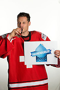31.07.2013; Wetzikon; Eishockey - Portrait Nationalmannschaft; Mark Streit (Valeriano Di Domenico/freshfocus)