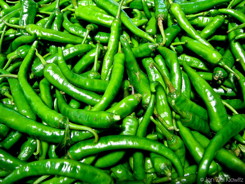 Chilis, marketplace, Singapore. Photo by Jen Klewitz