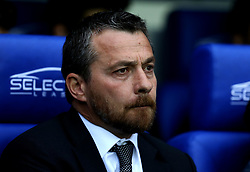 Fulham manager Slavisa Jokanovic - Mandatory by-line: Robbie Stephenson/JMP - 16/05/2017 - FOOTBALL - Madejski Stadium - Reading, England - Reading v Fulham - Sky Bet Championship Play-off Semi-Final 2nd Leg
