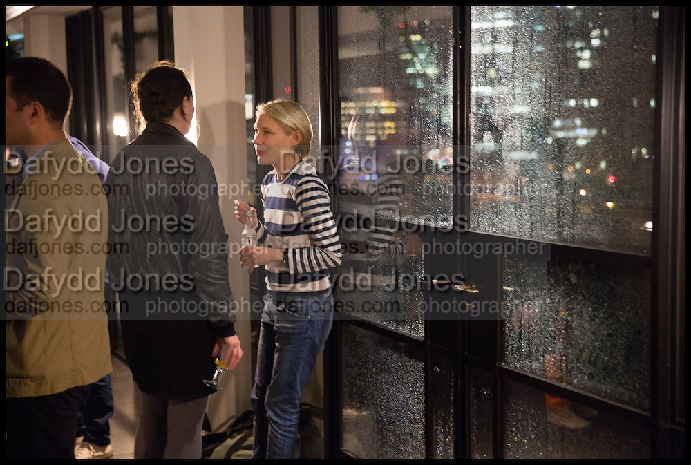 CARAGH THURAGH; EMILY KING, Frieze party, ACE hotel Shoreditch. London. 18 October 2014