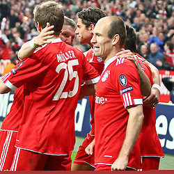 20100421: GER, UEFA CL, FC Bayern München vs Olympique Lyon
